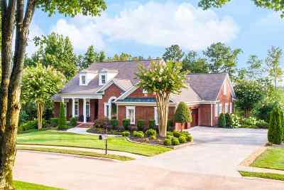 Single Family Home Contingent: 107 Bentley Park Drive
