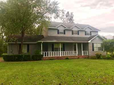 Englewood Single Family Home For Sale: 218 County Road 571