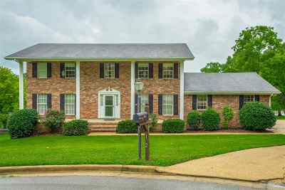 Hixson Single Family Home For Sale: 102 Masters Lane