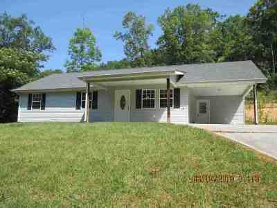 Niota Single Family Home For Sale: 2686 Highway 68