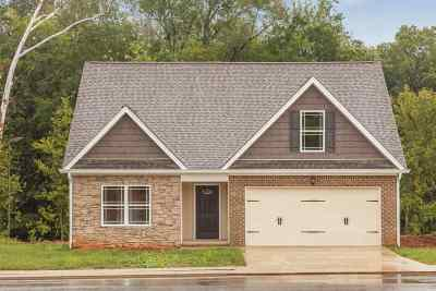Cleveland TN Single Family Home Contingent: $219,900