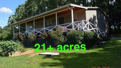 Sweetwater Single Family Home For Sale: 632 Glenlock Road