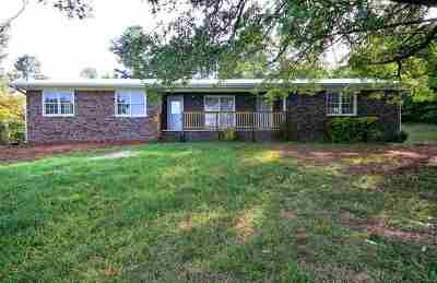 Georgetown Single Family Home For Sale: 194 Gum Springs Rd NW