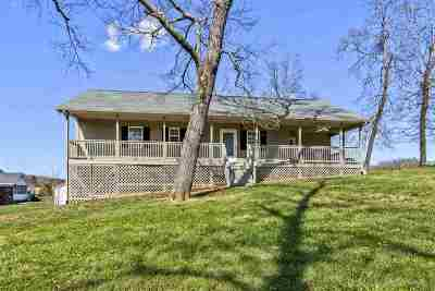 Riceville Single Family Home Contingent: 137 County Road 726 #County R