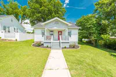 Sweetwater Single Family Home For Sale: 804 McCaslin Avenue