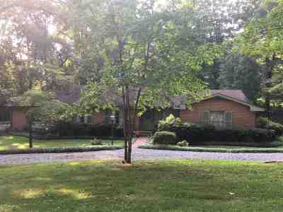 Single Family Home For Sale: 440 Gettys Lane
