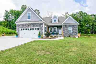 Soddy Daisy Single Family Home For Sale: 10838 Thatcher Crest Dr