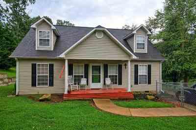 Dayton Single Family Home For Sale: 195 Trace Lane