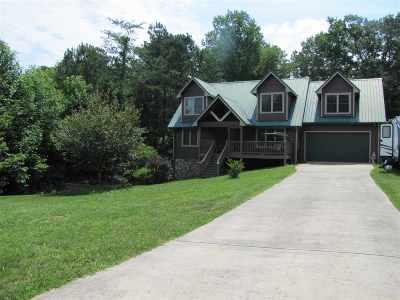 Ocoee Single Family Home For Sale: 196 Mountain View Circle