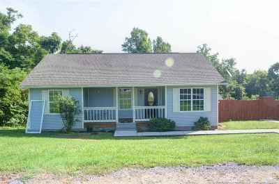Dayton Single Family Home Contingent: 531 Indian Hills Drive