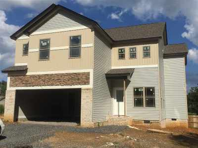 Cleveland Single Family Home For Sale: 1138 Stone Gate Circle NW