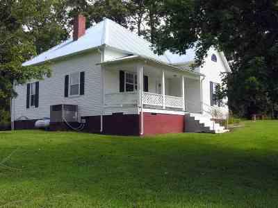 Tellico Plains Single Family Home For Sale: 199 & 201 Wilson Circle #P. O. Bo