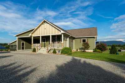 Single Family Home For Sale: 425 County Road 788