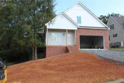 Cleveland Single Family Home For Sale: Lot 11 Huntingdon Trace NE