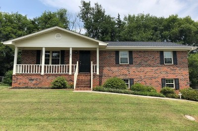 Cleveland Single Family Home For Sale: 181 Cedarwood Trail NW
