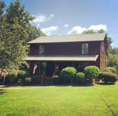 Charleston Single Family Home For Sale: 749 Riverbend Trail NE