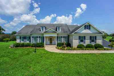 Single Family Home For Sale: 223 Cooper Ln