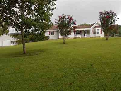 Decatur Single Family Home Contingency 48hr (+/-): 18125 N No Pone
