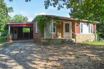 Etowah TN Single Family Home For Sale: $94,900