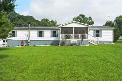 Madisonville Single Family Home For Sale: 118 Belcher