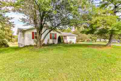 Single Family Home For Sale: 102 Lake Rd