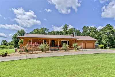 Riceville Single Family Home For Sale: 1798 County Road 700