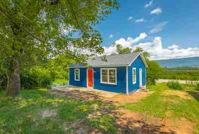 Single Family Home For Sale: 134 County Road 812