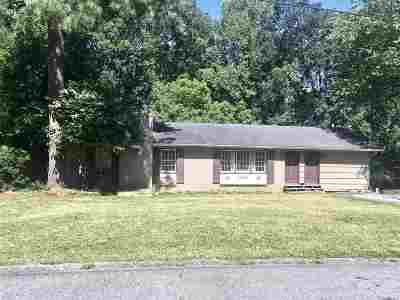 Cleveland Single Family Home For Sale: 2011 Caywood Dr NW