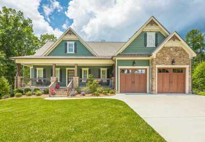 Soddy Daisy Single Family Home Contingent: 2106 River Watch Drive