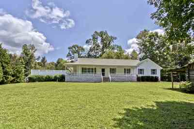 Decatur Single Family Home Contingent: 2700 Armstrong Ferry Road