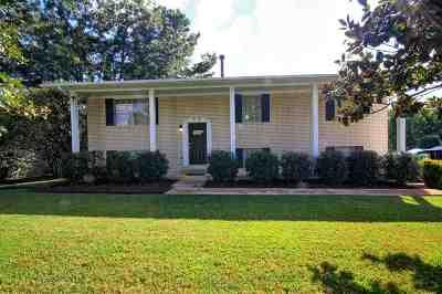 Hixson Single Family Home For Sale: 1513 Caramel Circle