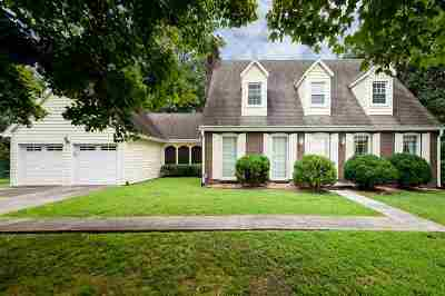 Etowah Single Family Home Contingent: 130 County Road 624