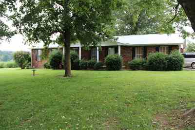 Riceville Single Family Home Contingent: 466 County Road 775