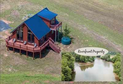 Benton Single Family Home For Sale: 241 River Crest Ln NW