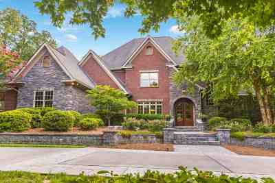 Ooltewah Single Family Home For Sale: 8866 Forest Creek