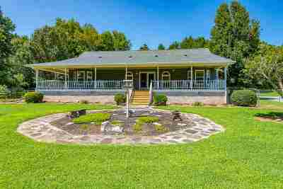 Riceville Single Family Home Contingent: 2018 County Road 700