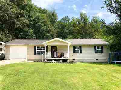 Whitwell Single Family Home For Sale: 466 N. Pine St N
