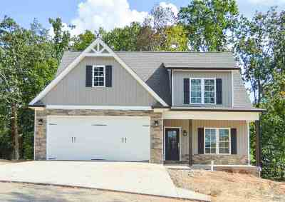 Cleveland TN Single Family Home Contingent: $309,900