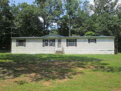 Decatur Single Family Home For Sale: 59d County Road 100