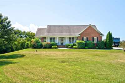 Calhoun Single Family Home For Sale: 693 Pinhook Road