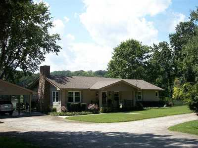 Dayton Single Family Home For Sale: 696 Bluff Road