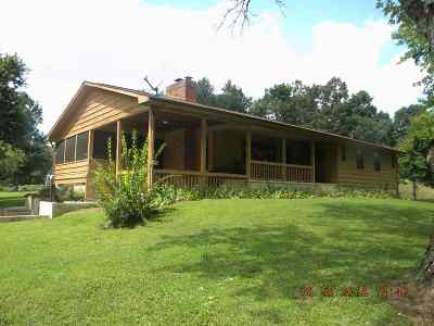 Spring City Single Family Home For Sale: 7925 Toestring Valley Rd
