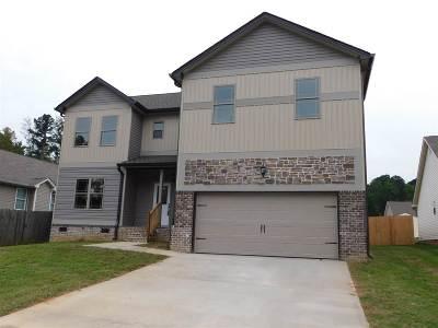 Cleveland Single Family Home For Sale: 3085 Pin Oaks Circle NE