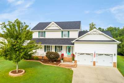 Cleveland TN Single Family Home Contingent: $299,900
