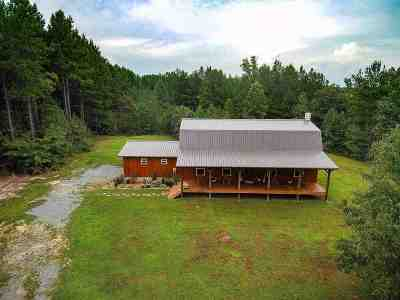 Riceville Single Family Home Contingent: 201 County Road 775