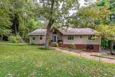 Athens Single Family Home Contingent: 1420 Brentwood Drive