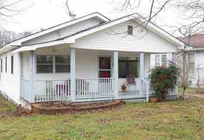Etowah Single Family Home For Sale: 720 Scott Ave.
