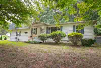 Cleveland Single Family Home For Sale: 300 Red Clay Park Road SW