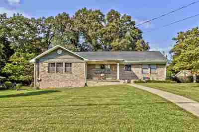 Athens Single Family Home For Sale: 1412 Ridgeway Circle