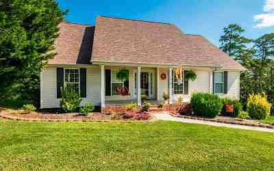 Ooltewah Single Family Home For Sale: 7267 Snapdragon Lane